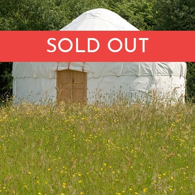 $ meter Yurt at The Retreat - Sold Out already!