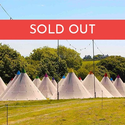 6 Meter Tipis - now SOLD OUT